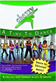 Shazzy Fitness A Time to Dance Workout DVD - Home Cardio Exercise Video including Christian Hip-Hop Music for all - adults, women, kids. Get Fit, Burn Fat Calories, Lose Weight.