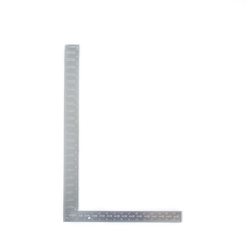 Swanson Tool TA122 Aluminum Rafter Square Layout Tool 16-Inch X 24-Inch
