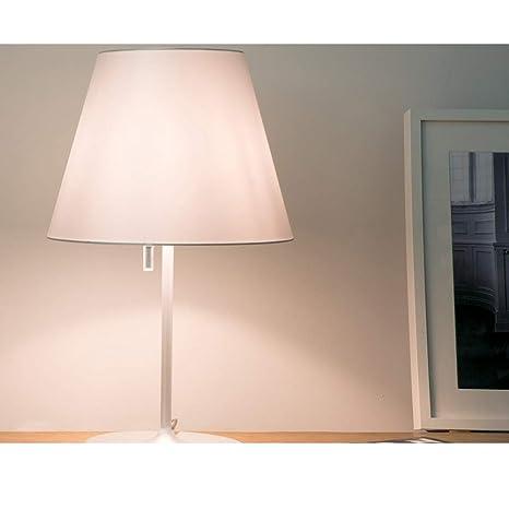 Lampada Artemide Da Tavolo.Artemide Lampada Da Tavolo Artemide Melampo Grigio