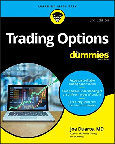 Trading Options For Dummies (For Dummies (Business & Personal Finance)) by DUMMIES