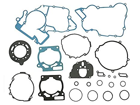 Outlaw Racing OR3813 Complete Full Engine Gasket Set Ktm 125EXC 125SX 1998-2001 Kit