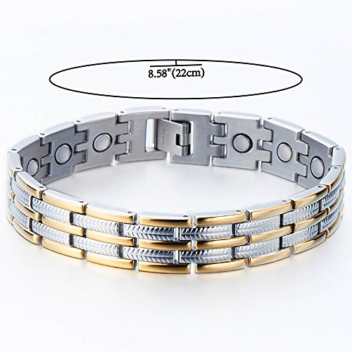 The 8 best men's bracelets gold and silver