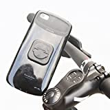 Portsys Bike Stem Computer Mount,Phone Stick Adapter Holder for Garmin Edge GPS Bracket (stem Holder)