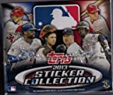 MLB 2013 Retail Stickers
