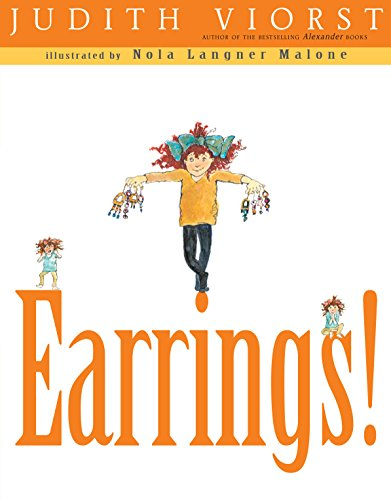 Earrings! (Aladdin Picture Books)