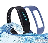 Product review for Step Counter Watch Fitness Tracker Waterproof Step Tracker Watch Fit Watch Fitness Watch Step Tracker Bracelet for Apple iPhone Android Activity Tracker