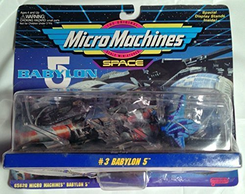 Micro Machines Babylon 5 Collection #3