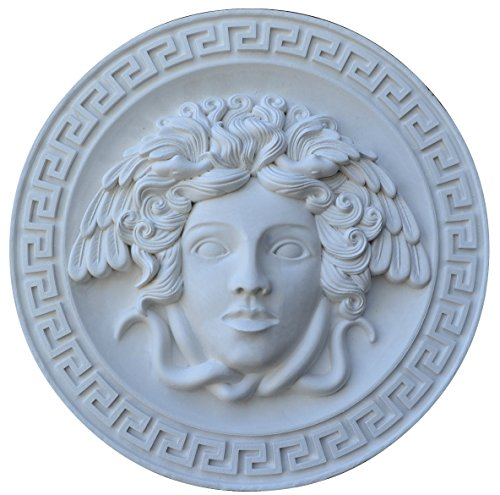 History Medusa Versace Rondanini Bust design Gorgon Artifact Carved Sculpture Statue 12