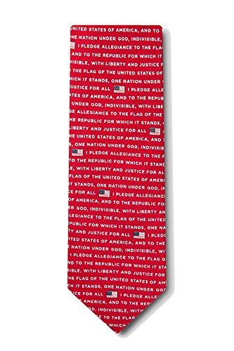 red-patriotic-pledge-of-allegiance-american-flag-necktie-tie-neckwear