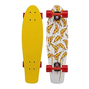 Penny Graphic Skateboard - Mozzarella 27""