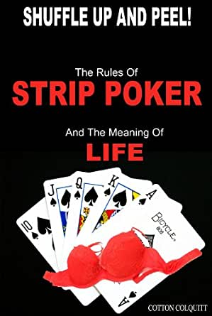 Strip poker alternative rules