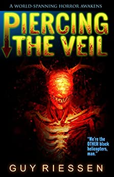 Piercing the Veil: A Supernatural Occult Thriller by [Riessen, Guy]