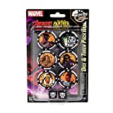 Marvel Heroclix: Avengers Black Panther & The