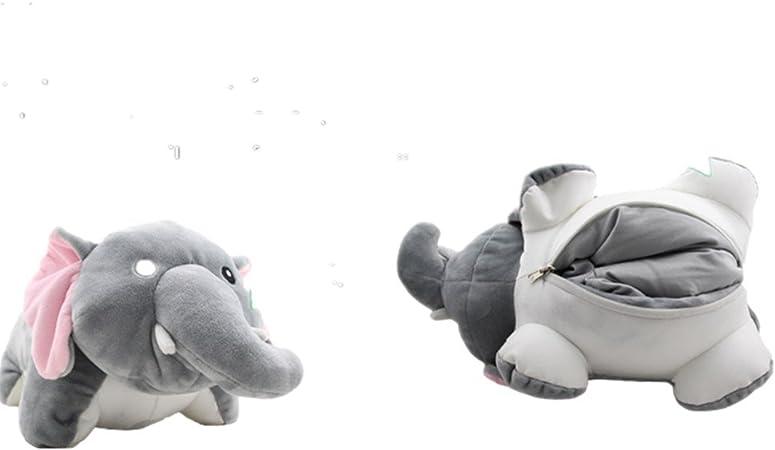 misslight Coussin en forme de U oreiller de voyage Coussin de soutien peluche coussin de cou voiture occipital Girafe Elephant ours chien cochon Tiger Coussin pour animal coccinelle