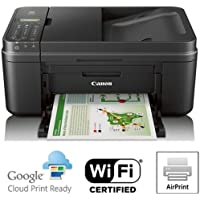 Canon Pixma Wireless All-in-One Color Inkjet Printer / Copier / Scanner / Fax