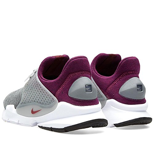 Nike Grigio Heather Sportive Uomo Dart Grey Cool Gris Fleece mlbrry Sock Grey Scarpe Tech ASwFA