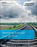 img - for Mastering AutoCAD Civil 3D 2013 book / textbook / text book