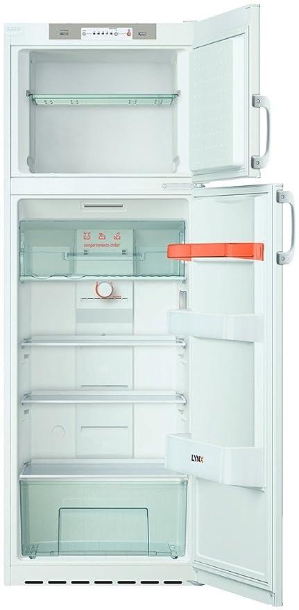 Lynx 4FF-34 B 10 nevera y congelador Independiente Blanco 274 L ...