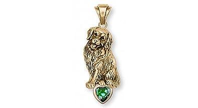 Amazon Com Golden Retriever Jewelry 14k Gold Golden Retriever