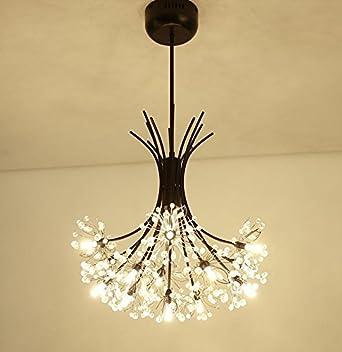 Moderne Kunst Kronleuchter / Metall Kristall LED Pendelleuchte ...