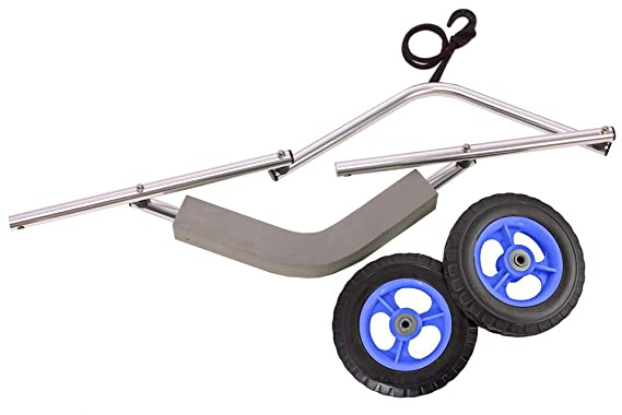 Amazon.com: Carrito para kayak paddleboy Cacahuate: Sports ...