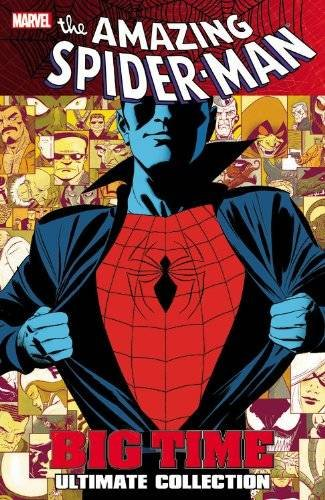 Spider-Man: Big Time Ultimate Collection (Spiderman Comic 1)
