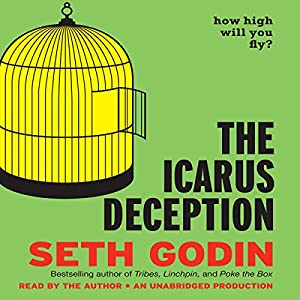 The Icarus Deception Hörbuch