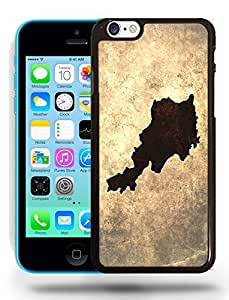 Armenia National Vintage Country Landscape Atlas Map Phone Case Cover Designs for iPhone 5C hjbrhga1544