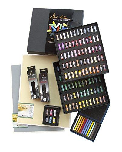 Alan Flattmann AF004 Basic Pastel Workshop Kit by Alan Flattmann