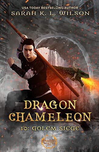 Dragon Chameleon: Golem Siege