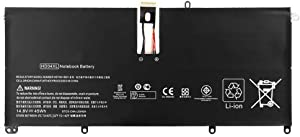 Binger New HD04XL Replacement Battery Compatible with Hp Envy Spectre XT 13-2021tu XT 13-2120tu XT 13-2000eg Series Laptop 685866-1B1 685866-17(14.8V 45Wh)