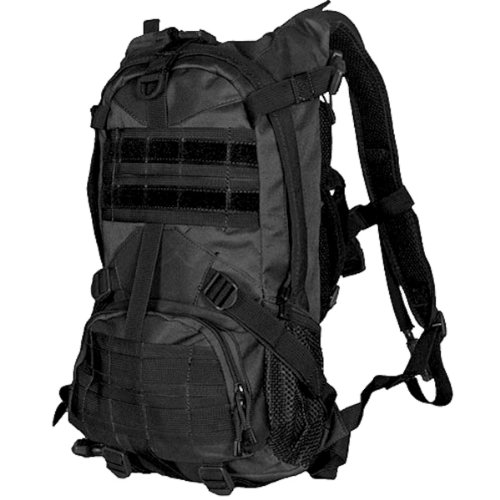 Elite Excursionary Hydration Backpack – Black, Outdoor Stuffs