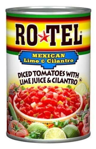Fiesta Tomatoes (RO TEL TOMATO DICED MEX FIESTA, 10 OZ)