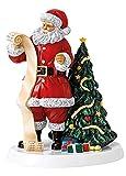 Royal Doulton Annuals 2018 Santa's Christmas List 9.4'' Figurine