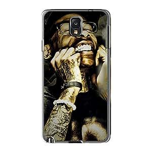 WandaDicks Samsung Galaxy Note 3 Scratch Protection Mobile Covers Support Personal Customs Stylish Wiz Khalifa Skin [Acs4902gvUN]