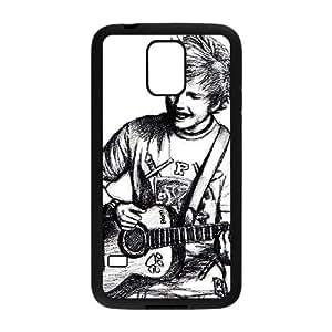 Samsung Galaxy S5 Cell Phone Case Black Ed Sheeran rjh
