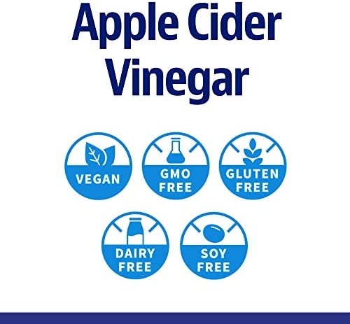 Enzymedica, Apple Cider Vinegar, Healthy Weight and Digestive Support, 120 Capsules 7