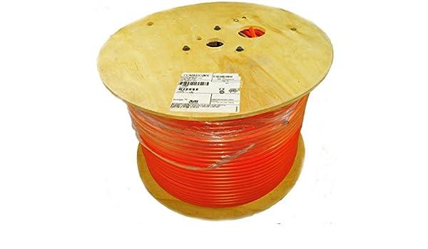 CommScope Tri-Shield Inundado Metro color naranja cable RG11 ...