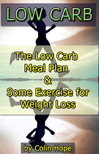Low Carb Exercise nutrition happiness ebook product image