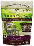 CHOCOWellness® -70% Sugar Free Dark Chocolate Slimming Supplement - 4 Pack