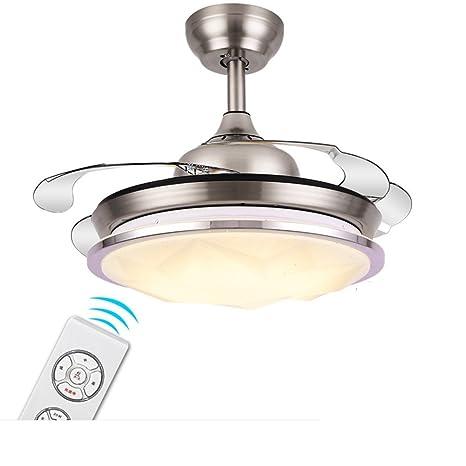 SADASD Lámpara de techo de hierro retro industrial LED de ...