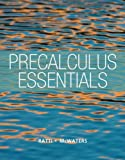 Precalculus Essentials, Jogindar Ratti and Marcus McWaters, 032181696X