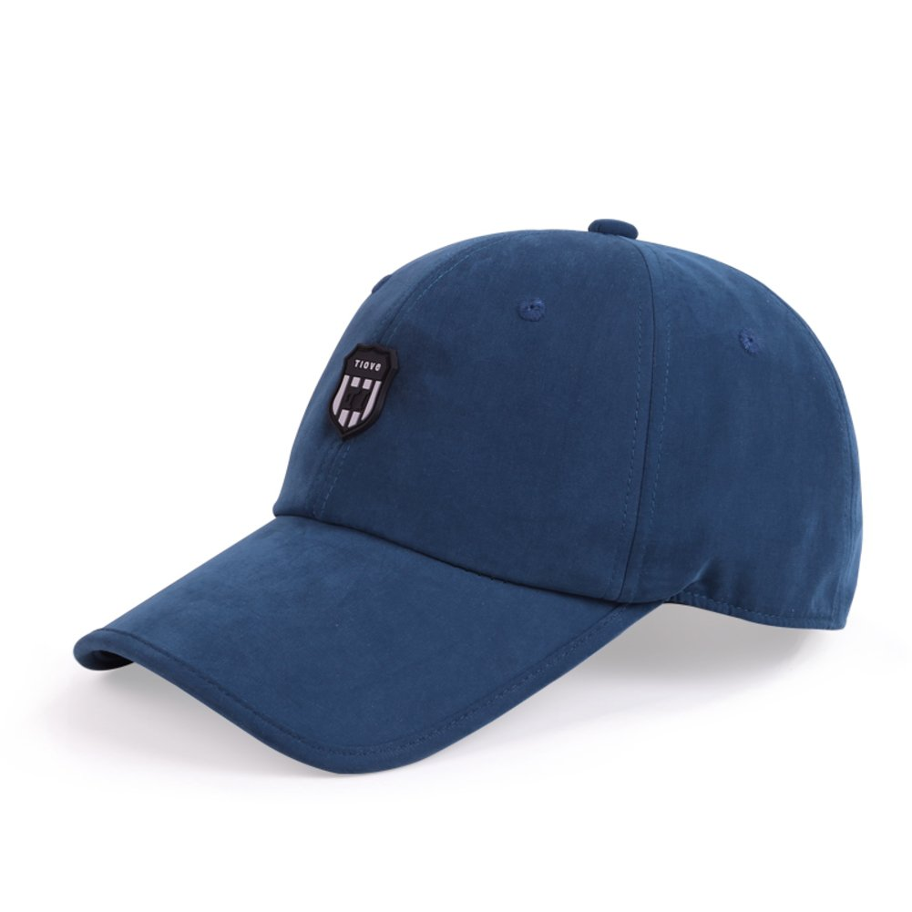 33d0e588eba22 Male Shixia Outdoor Sun hat Baseball Cap Visor Sun hat Elderly Korean  Breathable mesh Cap-F One Size at Amazon Men s Clothing store