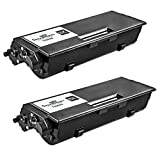 brother 1440 - Speedy Inks - Compatible Brother 2PK TN-460 Toner Cartridge 6, 000 Page Yield for Brother HL 1435, Brother HL 1440, Brother HL 1450, Brother HL 1470n - Black