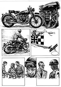 Les motos cultes par Kkrist Mirror