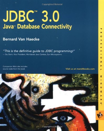 JDBC 3: Java Database Connectivity