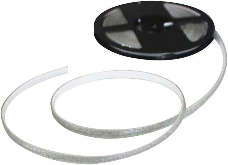 SQUAREDO Ceramic Tile Mildewproof Gap Tape Self-adhesive Sealing Decorative Tape Aluminum Foil Strip Black Silver Golden Rims