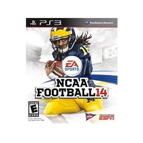 Electronic Arts 73007 EA NCAA Football 14 - Sports Game - Blu-ray Disc - PlayStation 3