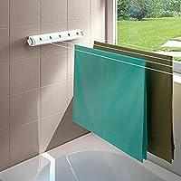 SAIF - Tendedero retráctil para ropa, uso interior
