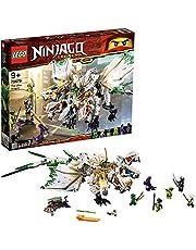 LEGO NINJAGO Legacy The Ultra Dragon 70679 Building Kit, 2019 (951 Pieces)